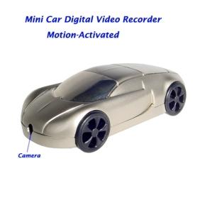 Wholesale Motion Activated Mini Car Model Digital Video Recorder Hidden Pinhole Color Camera