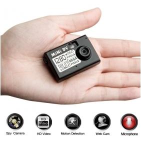 Wholesale Mini HD Spy Camera with Motion Sensor
