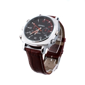 Wholesale 8GB Memory 1080P full HD Wristwatch Camera with Waterproof Function