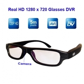 Wholesale 720P OL Sexy Glasses Digital Video Recorder with 4G Memory Included Spy Camera HD Camera