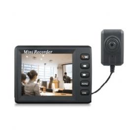 Wholesale Spy Mini DVR 2 - Botton Camera + DVR System - D1 720 x 576