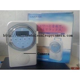 Wholesale Bathroom Spy CD Drive Camera Hidden Camera DVR 16GB (Motion Ativated And Remote control )