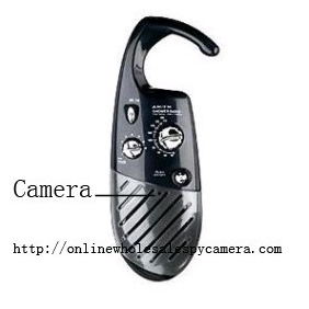 Wholesale American POP Bathroom Spy Radio Camera Hidden Waterproof Camera DVR 16GB (Motion Activated)