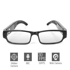 Wholesale Spy Sunglasses Camera with Web Camera (4GB)
