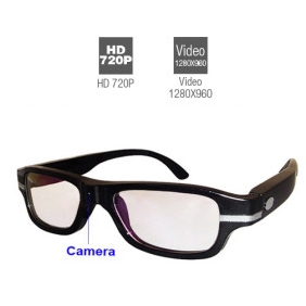 Wholesale HD Spy Sunglasses Camera (4GB)