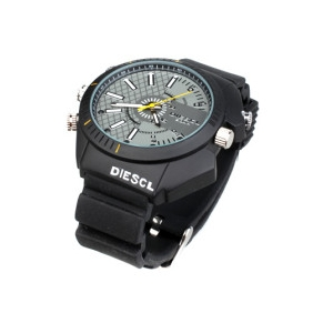 Wholesale 1080P HD IR Night Vision Waterproof Spy Watch (16GB)