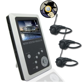 Wholesale Baby Monitor Set (2.5 Inch LCD Viewer + Hidden Camera)