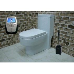 Wholesale Hidden Bathroom Wireless Spy Camera In Spy Toilet Brush Hidden Camera Recorder