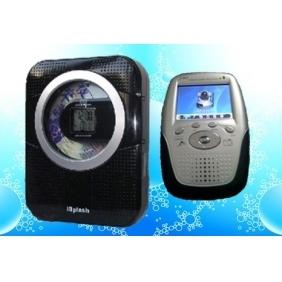 Wholesale Wireless Shower CD/ Radio Camera - Hidden Wireless Bathroom Spy Camera
