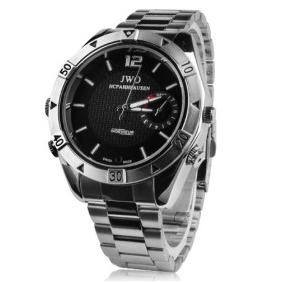 Wholesale 4GB 720P HD Waterproof Spy Watch Camera
