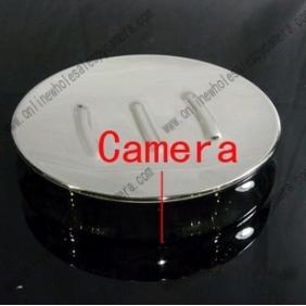 Wholesale Remote Control ON/OFF Spy Soap Box 720P HD Bathroom Spy Camera DVR 16GB Motion Ativated