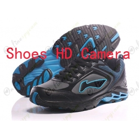 Wholesale Spy Men Shoe Hidden CCD DVR Camera Recorder With 2.5 inch HD LCD screed
