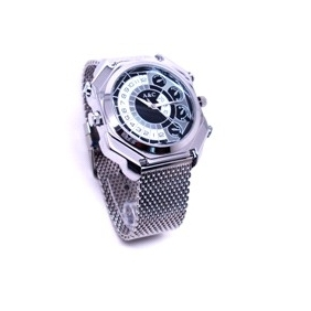 Wholesale HD Waterproof Camera IR Night Vision Wristwatch Camera with 16GB Internal Memory