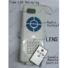 Wholesale 720P HD Motion Activated Waterproof Spy Radio Camera Remote Control DVR 16GB