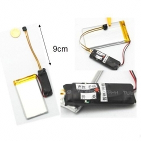 Wholesale Voice Activated DIY Hidden Camera With 2800MAH Battery Can Work 12 Hours