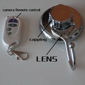 Wholesale Motion Detection 1080P Bathroom Hook Spy Camera 32GB Super Low Light (Remote Control)