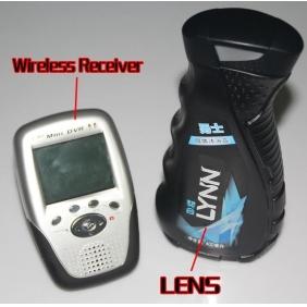 Wholesale Wireless Bathroom Spy Camera-Wireless 2.4G Men\'s Shower Gel Spy Camera HD Bathroom Spy Camera With Portable Receiver