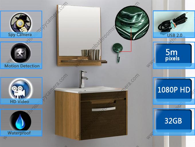 Mens bathroom spy cam