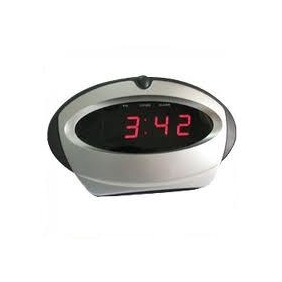 Wholesale LED Clock Camera Video Recorder 16GB Memory