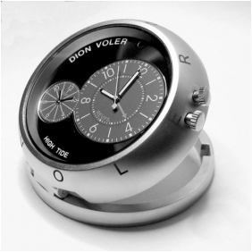 Wholesale High-definition Digital Camera and Hidden Transmitter Inside Radio Clock with Motion Detection Multi-functional Camera