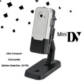 Wholesale Ultra Compact Camcorder Necklace Camera Motion Detection 30 FPS 640x480