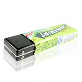 Wholesale New Chewing Gum Camera Recorder