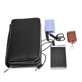 Wholesale Spy DVR Camera Briefcase Bag w/ Remote Control Wireless A/V BAG Camera With Portable Receiver
