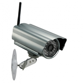Wholesale Waterproof IP Security Camera with WIFI and Night Vision
