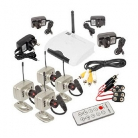 Wholesale 2.4Ghz Wireless Camera Kit