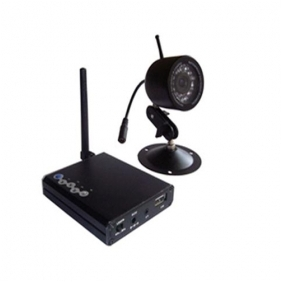 Wholesale 2.4G Wireless USB Receiver and CCD Camera Kits
