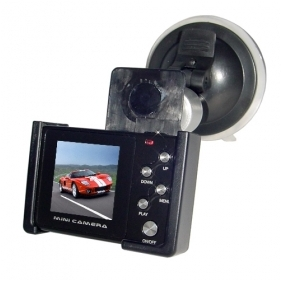 "Wholesale Spy HD 1280 x 960 Mini DVR with 1.4"" LTPS TFT Color Screen Voice Activated Recorder Motion-Activated"