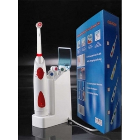 Wholesale Inductive Charging Electric Toothbrush Hidden Remote Control Pinhole Spy Camera DVR 8GB(motion activated)