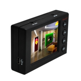 Wholesale Spy Button Camera Sports DVR with 2.5 Inch LCD Screen + Remote Control