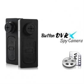 Wholesale High Definition Spy Button Camera Recorder 1290x960 Resolution