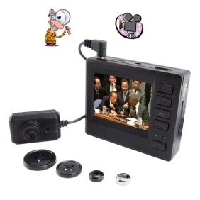 Wholesale High Definition Mini Pinhole Spy Camcorder Pocket DVR