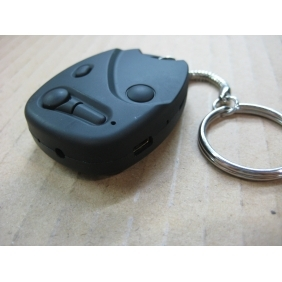 Wholesale HD 1280X720P HD remote video camera Spy hidden camera Carkey style with 8GB memory