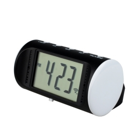 Wholesale Mini Talking Clock Digital Video Recorder with Remote Control, Motion-Activated 8GB memory include
