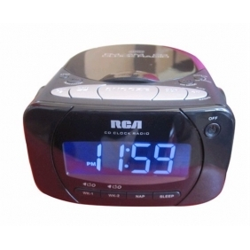 Wholesale RCA CD Clock Radio Hidden HD Spy Camera 1280X720 16GB
