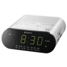 Wholesale 720P Sony Alarm Clock And Radio HD Spy Camera DVR 8GB
