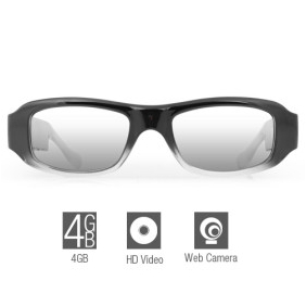 Wholesale Discreet OL Spy Glasses with Digital Video Recorder (4G)