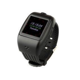 Wholesale Hidden Spy Watch with 1.5 Inch TFT Screen and Speaker
