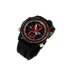 Wholesale HD Waterproof Spy Watch with Motion Detector