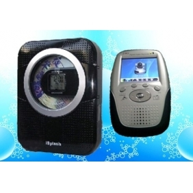 Wholesale Wireless Shower CD/ Radio Camera - Hidden Wireless Bathroom Spy Camera