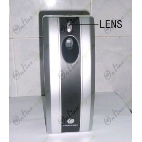Wholesale HD Toilet Spy camera Hydronium Air Purifier DVR 16GB 1280x720