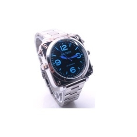 Wholesale Waterproof Camera IR Night Vision Wristwatch Camera with 16GB Internal Memory