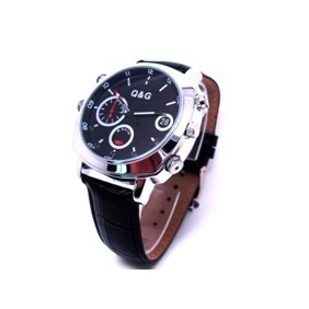 Wholesale 16GB Waterproof HD Camera IR Night Vision Wristwatch Camera