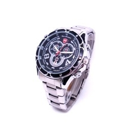 Wholesale IR Night Vision Wristwatch Camera with 16GB Internal Memory Waterproof HD Camera